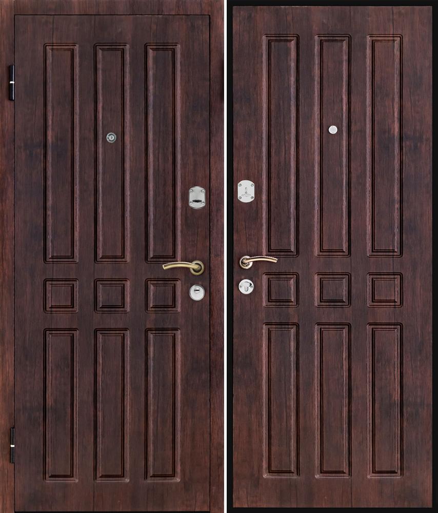 двери входные собственного производства
